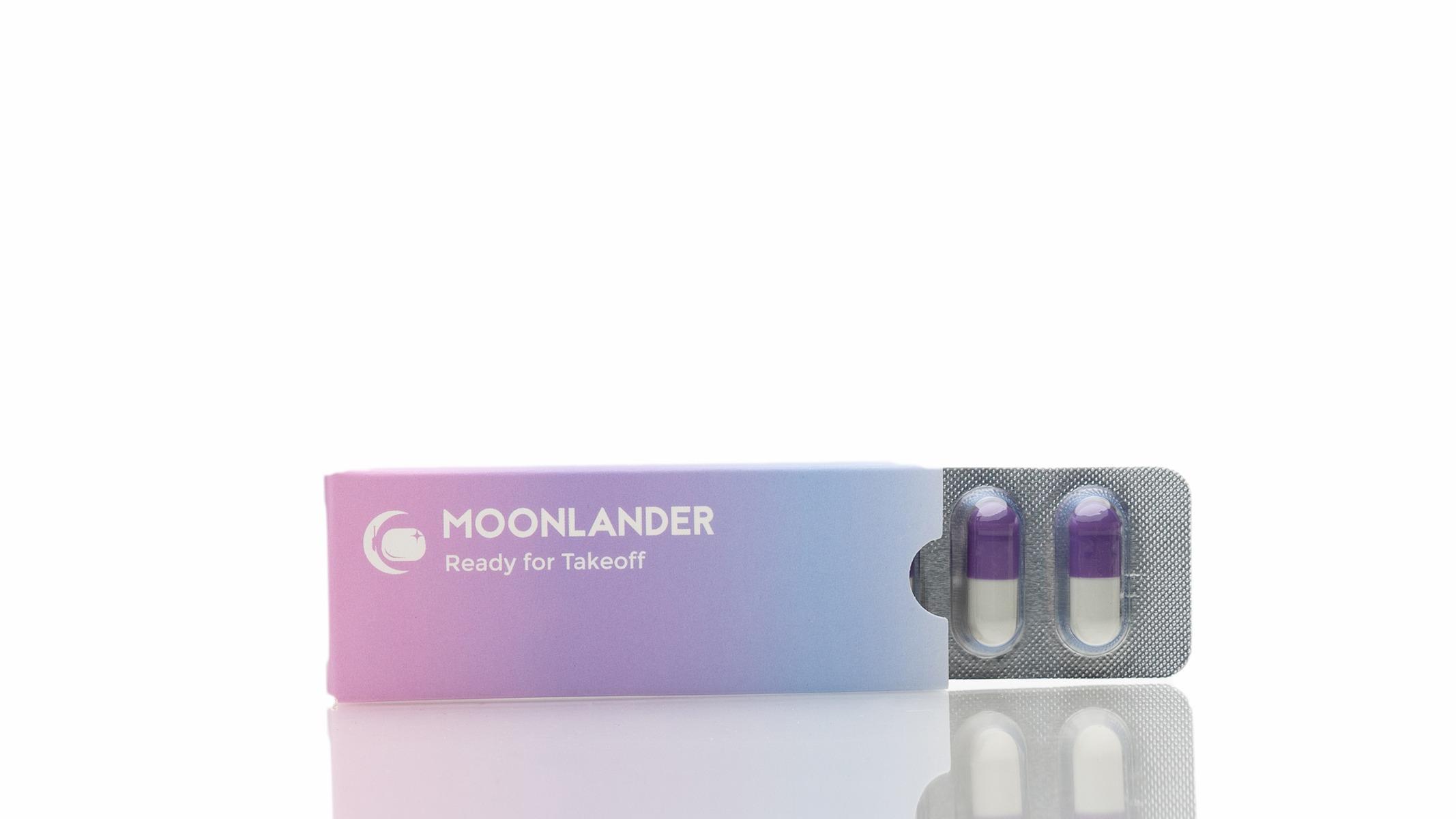 Moonlander – Capsules